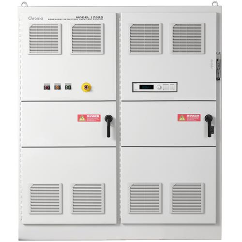 17030 能源回收式电池模组测试系统
