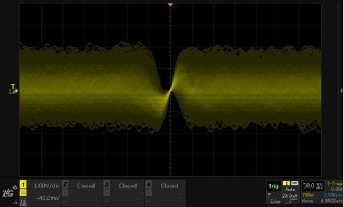 波形灰度图