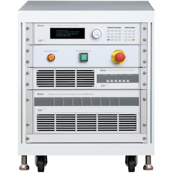 17020 能源回收式电池模组测试系统